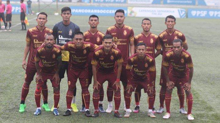 Update Daftar Skuad Sriwijaya FC Jelang Liga 2 Indonesia Musim 2021-2022