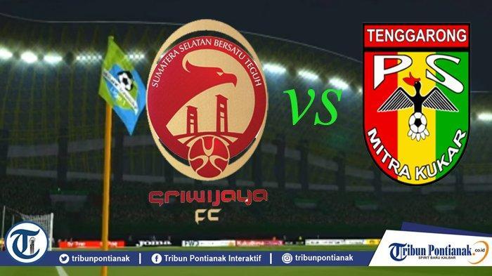 LIVE BOLA Streaming Sriwijaya FC Vs Mitra Kukar, Pertaruhan Zona Degradasi Sore Ini