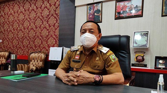 Yohanes Ontot Nyatakan Siap Maju Sebagai Calon Bupati Sanggau pada Pilkada Mendatang