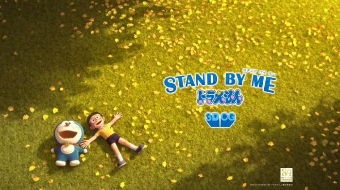 KISAH Cinta Nobita dan Sizuka di Stand By Me Doraemon 2 Mulai Tayang, Link Streaming Stand By Me D1