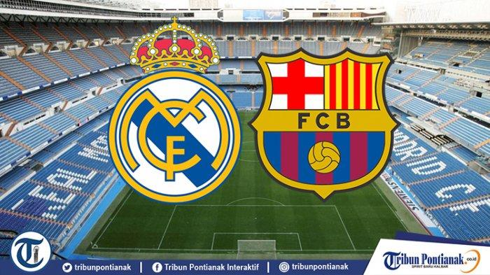 Starting Eleven Real Madrid vs Barcelona Semifinal Copa del Rey, Head to Head & Link Live Streaming