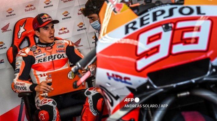 STARTING Grid MotoGP Hari Ini Lengkap, Lawan Sulit Marc Marquez untuk Juara Moto GP San Marino 2021