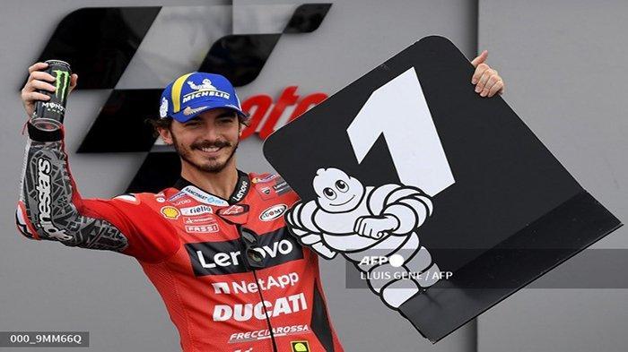 Starting Grid MotoGP Hari Ini Seri ke-13 Gran Premio TISSOT de Aragón Live Trans7