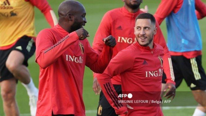 Starting XI Perancis Vs Belgia Live UEFA Nations League Sesaat Lagi, Duel Predator Mbappe dan Lukaku