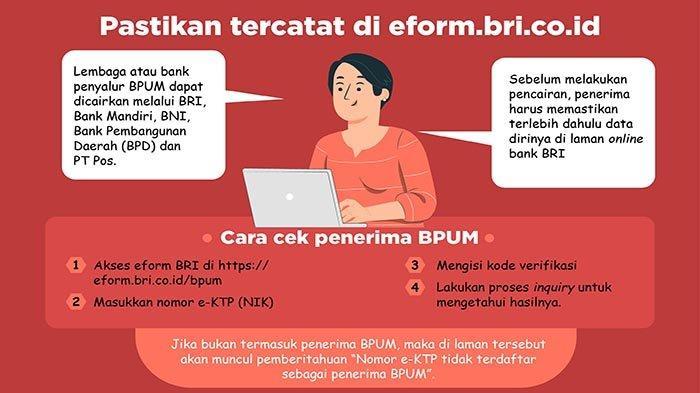 Status Terdaftar di Eform.bri.co.id Namun Saldo Belum Masuk dan Rekening Dibekukan, Solusi UMKM BRI