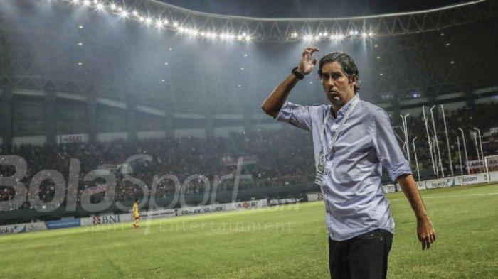 Persija Jakarta Resmi Pisah dengan Coach Stefano Cugurra! Klub Ini Tujuan Berikutnya