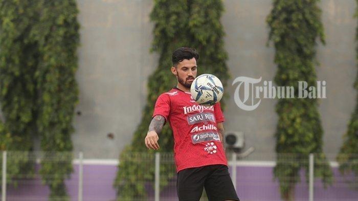 Hasil Bali United Vs Persija Jakarta (1-0), LIVE STREAMING RCTI Babak Kedua Piala Indonesia