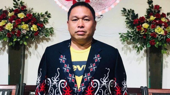 Hary Tanoesoedibjo Tunjuk Apo Pimpin Partai Perindo di Kapuas Hulu