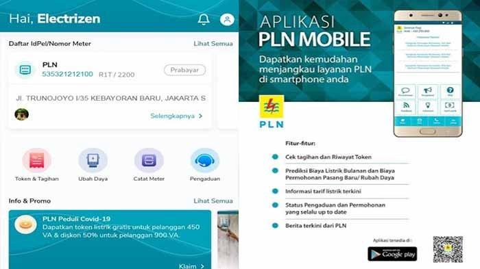 Cek Tagihan Listrik Hingga Stimulus Token Gratis di Aplikasi PLN Mobile, Ini Caranya