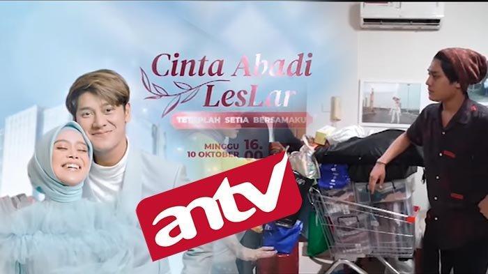 STREAMING ANTV Cinta Abadi Leslar Live Sekarang, Cek Link Vision Plus hingga Mivo.com