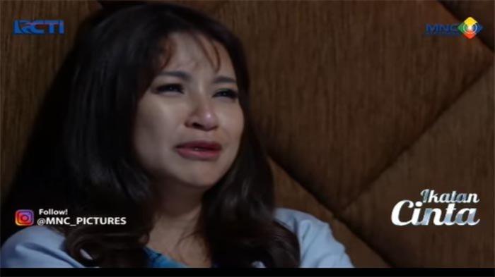 STREAMING RCTI Ikatan Cinta Malam Ini Live, Mama Rosa Frustasi Terus Diteror ? Cek Link Tv Online