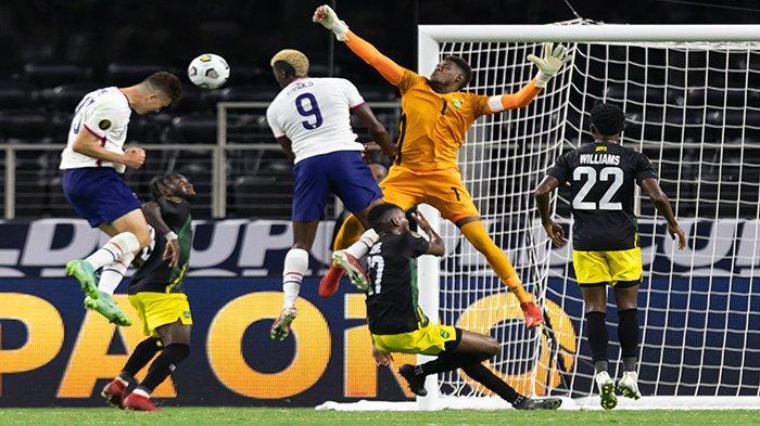 Jadwal Semifinal CONCACAF Gold Cup Qatar vs Amerika Serikat dan Meksiko vs Kanada