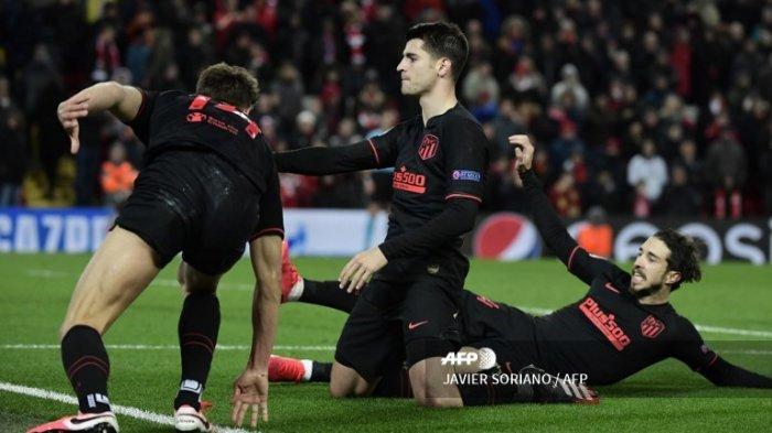 Liverpool vs Atletico Madrid di Liga Champions, Juergen Klopp Singgung Gaya Main Skuad Diego Simeone