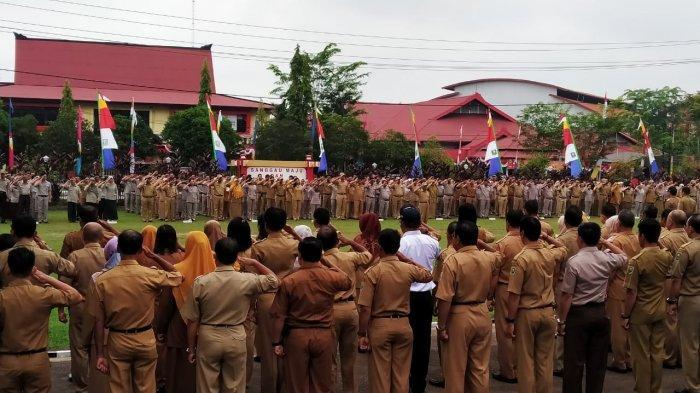 Wabup Sanggau: OPD Diharapkan Terus Update Data