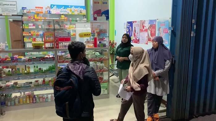 HEBOH Aksi Perampokan Pria Bercelurit di Apotek Pontianak, Petugas Telah Kantongi Ciri-ciri Pelaku