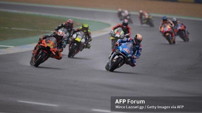 Hasil Kualifikasi MotoGP Teruel 2020 & Pole Position Live Kualifikasi Hari Ini Sabtu 24 Oktober