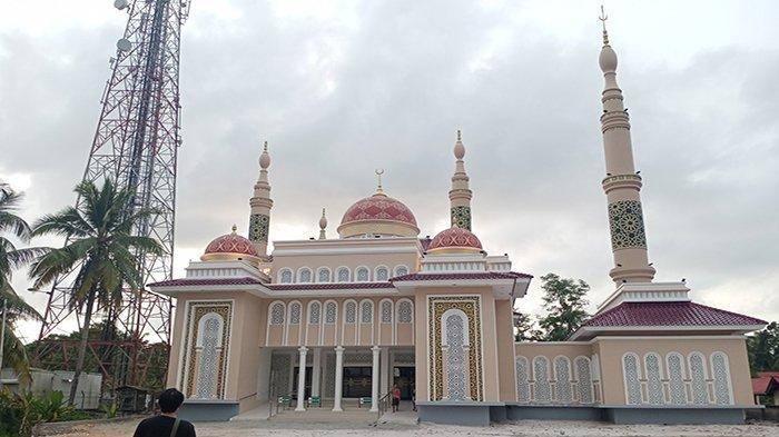 Rudi: Sholat Tarawih di Masjid At-Taqwa Mempawah Tetap Menerapkan Prokes