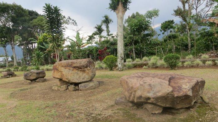 Ringkasan Materi Batu Berak atau Situs Kebun Tebu Lampung, Materi SMP Belajar di TVRI Jumat 24 April