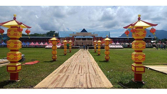 Menteri Perdagangan Ingin Hadir Saksikan Cap Go Meh Singkawang dan Bagikan 50 Gerobak PKL