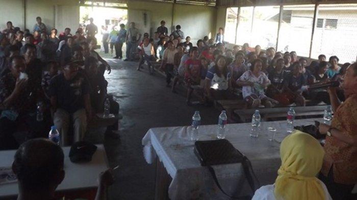 Ratusan Warga Hadiri Kampanye Dialogis YAS di Dusun Terentang