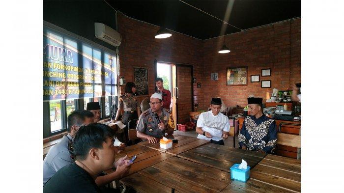 Tatap Muka dengan Berbagai Pihak, Polres Ketapang Launching Program Digital Melayani (DILAN)