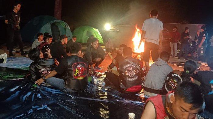 Honda Bikers Camp Adventure Mempererat Silahturahmi Komunitas Honda