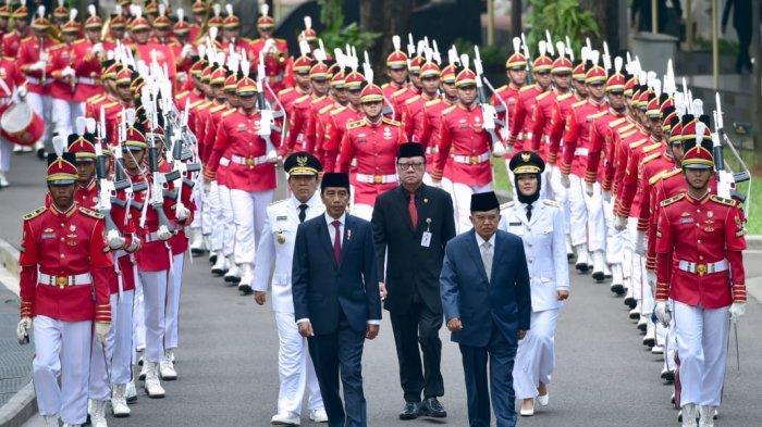Pelantikan Gubernur dan Wagub Lampung oleh Presiden RI Joko Widodo