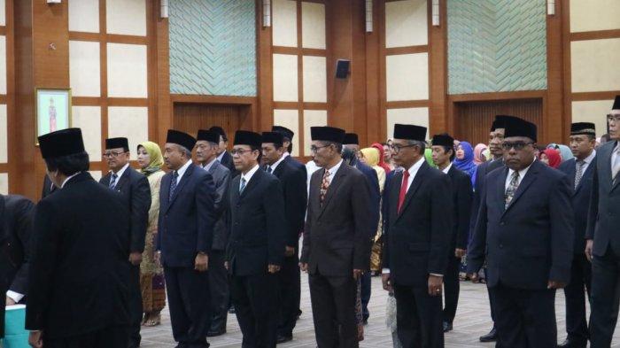 Prof Idiannor Mahyudin Resmi Jabat Ketua LLDIKTI Wilayah XI Kalimantan