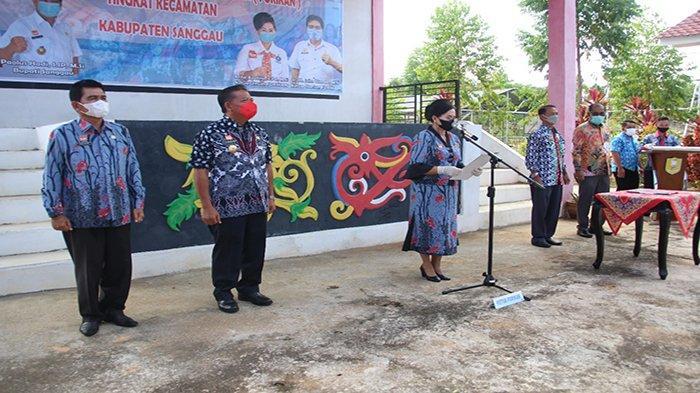 Pengurus Forikan di 10 Kecamatan di Kabupaten Sanggau Dikukuhkan
