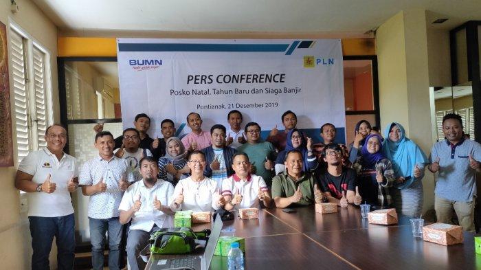 Antisipasi Banjir, Natal dan Tahun Baru, PLN Unit Induk Wilayah Kalbar Bentuk Posko Siaga 24 Jam