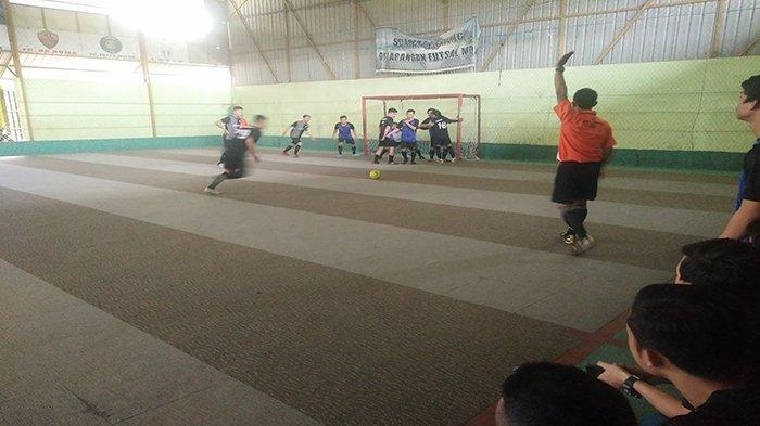28 Tim Ikuti Turnamen Liga Kampus Biru Fisipol Untan