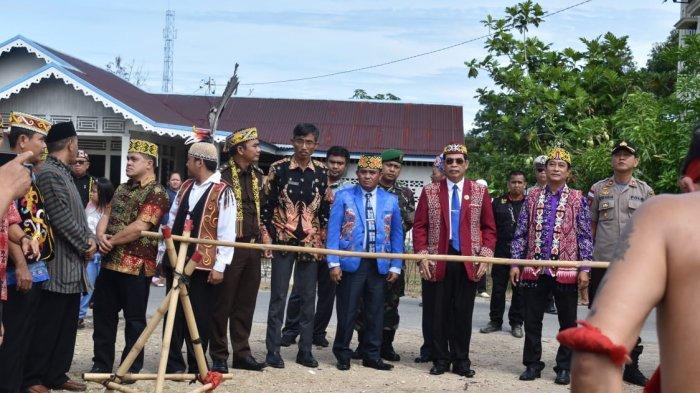 Naik Dango XIII di Sambas Diharapkan Masuk Kalender Peningkatan Budaya dan Dilestarikan