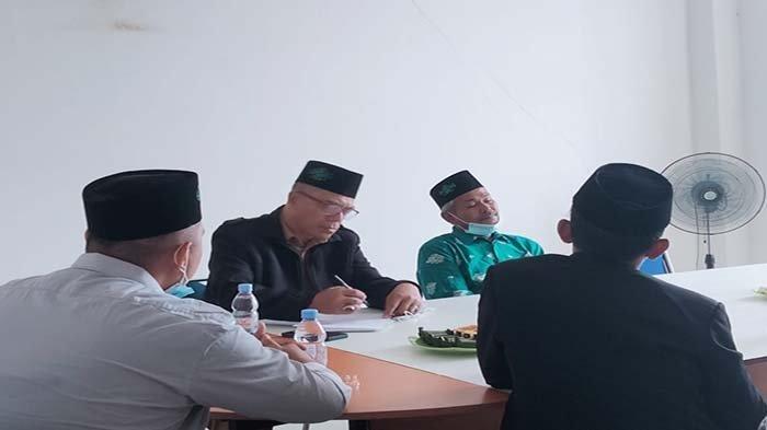 Pengurus Ponpes Nurul Amin Kubu Padi Kunjungi Kampus UNU Kalbar, Ini yang Dibahas