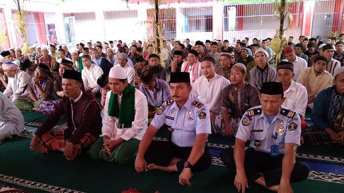 97 Warga Binaan Rutan Sanggau Terima Remisi Khusus Idul Fitri, Ini Rincian Kategori Penerimanya