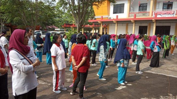 Ketua GOW Sanggau: Tidak Hanya Piawai Mengurus Rumah Tangga, Perempuan Diharapkan Tetap Maju