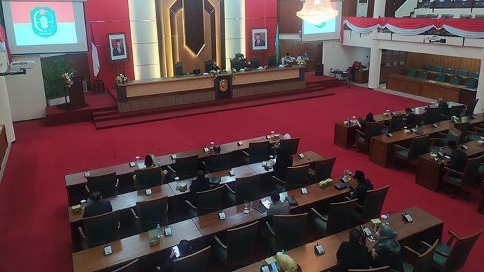 Setelah 9 Bulan, Tata Tertib DPRD Provinsi KalbarAkhirnya Disahkan