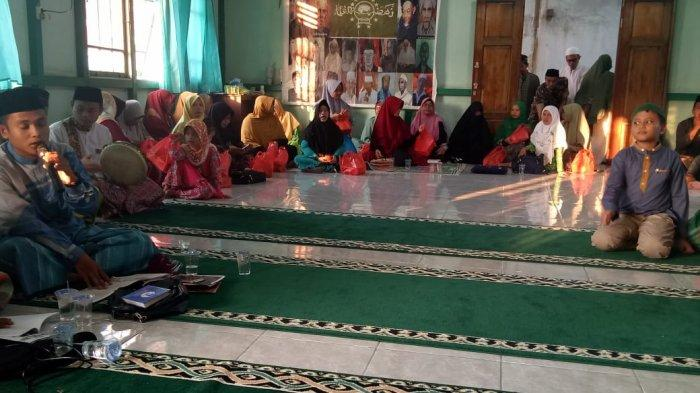 PC NU Sanggau Gelar Tahlilan Atas Wafatnya Mbah Maimun Zubair