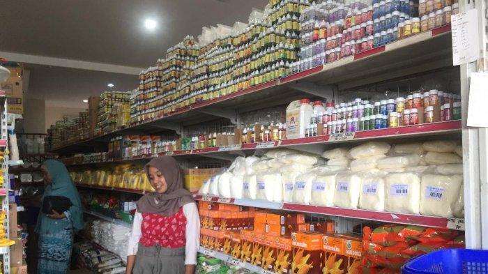 Toko Bahan Kue Siapkan Stok Keperluan Ramadan dan Lebaran, Sejumlah Item Naik Harga