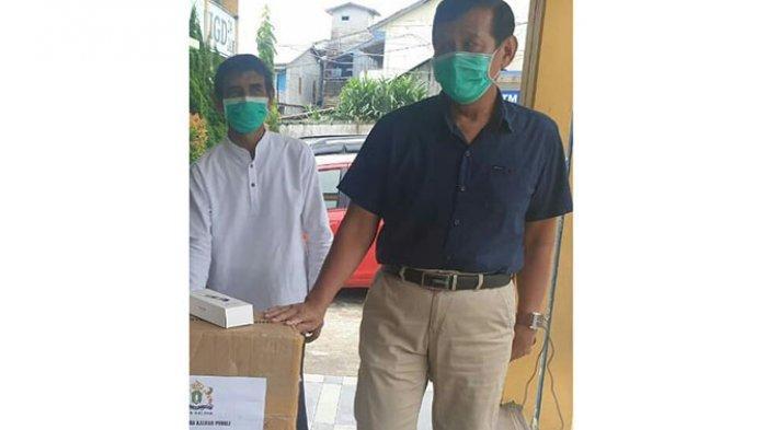 GAPKI Kalbar Salurkan Bantuan APD ke Rumah Sakit Yarsi Pontianak