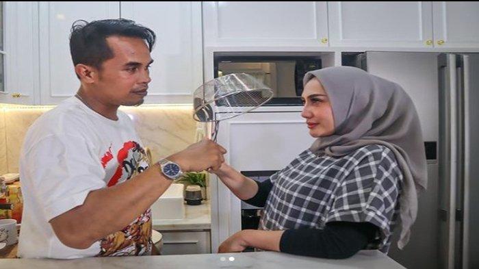Kehidupan Istri dan Anak Lord Adi Pasca Juara 3 Master Chef Indonesia, Akui Video Call Setiap Hari