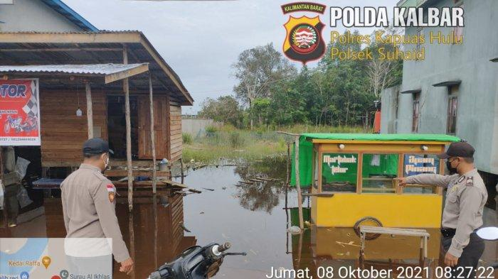 Rangkaian Kegiatan Empat Polsek Jajaran Polres Kapuas Hulu Polda Kalimantan Barat