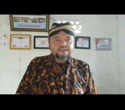 Sekretaris Umum Paguyuban Jawa Kalbar Dukung Kebijakan PPKM Darurat