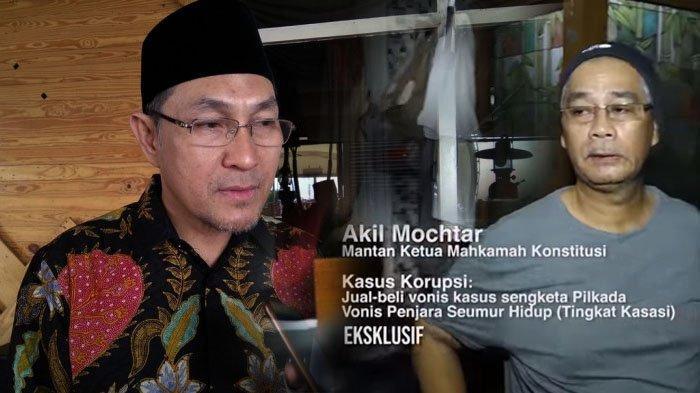 Sukiman Bakal Susul Akil Mochtar? Kisah Akil Mochtar Derita Penyakit Jantung & Diabetes di Penjara