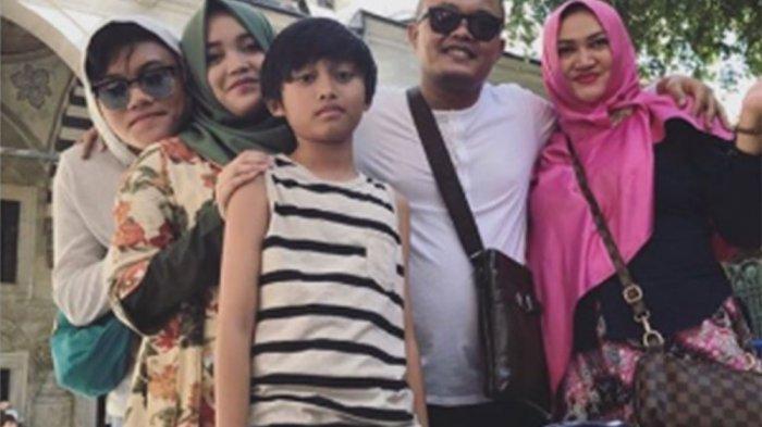 Lina Mantan Istri Sule Meninggal Dunia, Berikut Kisah Perjalanan Rumah Tangga Orangtua Rizky Febian