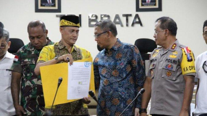 Sultan Pontianak dan Gubernur Bebaskan Demonstran, Jamin Ricuh Berakhir