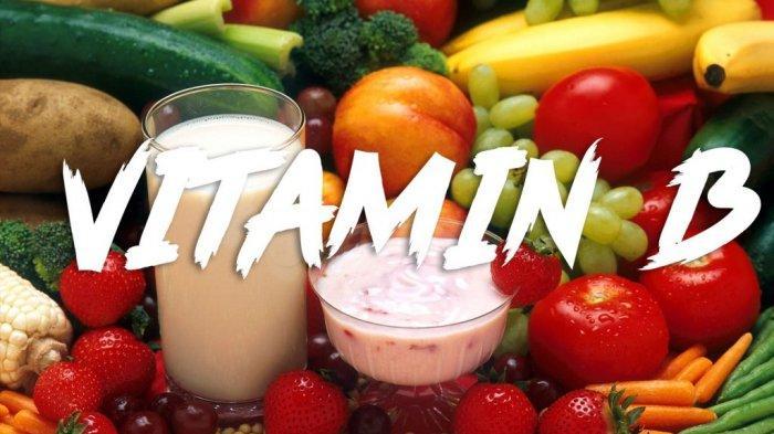 SUMBER Vitamin B, Inilah Makanan yang Mengandung Vitamin B & Bahaya Kekurangan Vitamin B