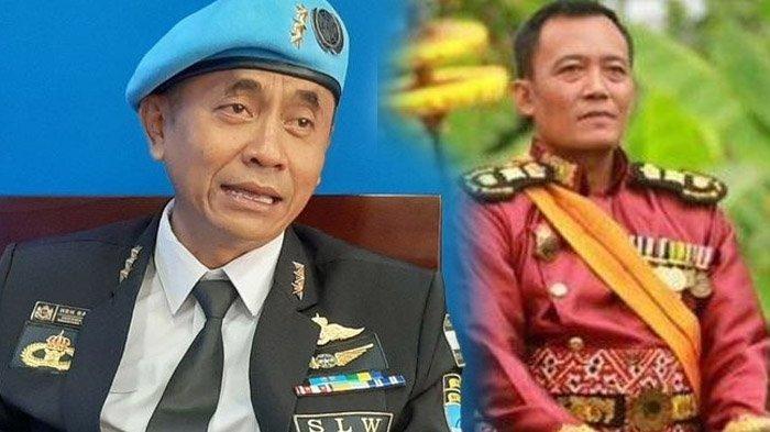SUNDA Empire Jadi Sorotan ILC Tv One, Petingginya Ogah Disamakan Keraton Agung Sejagat   Akui Totok