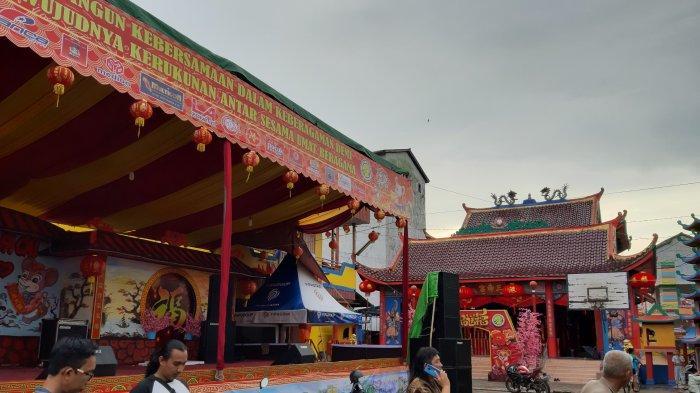 Yayasan Tri Dharma Siapkan Satu Unit Karimun di Perayaan Imlek