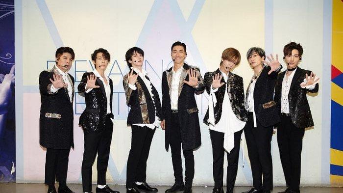 Super Junior Sapa ELF Indonesia Hari Ini, Siwon Dkk Hadiri Konser Super Show 8