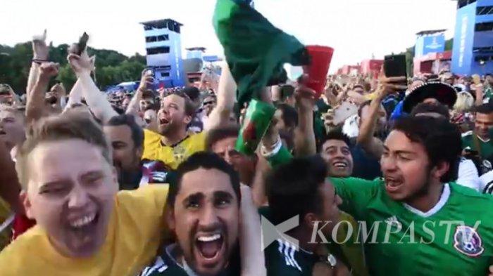 3 Negara Ini Didenda FIFA Karena Ulah Suporter di Piala Dunia 2018